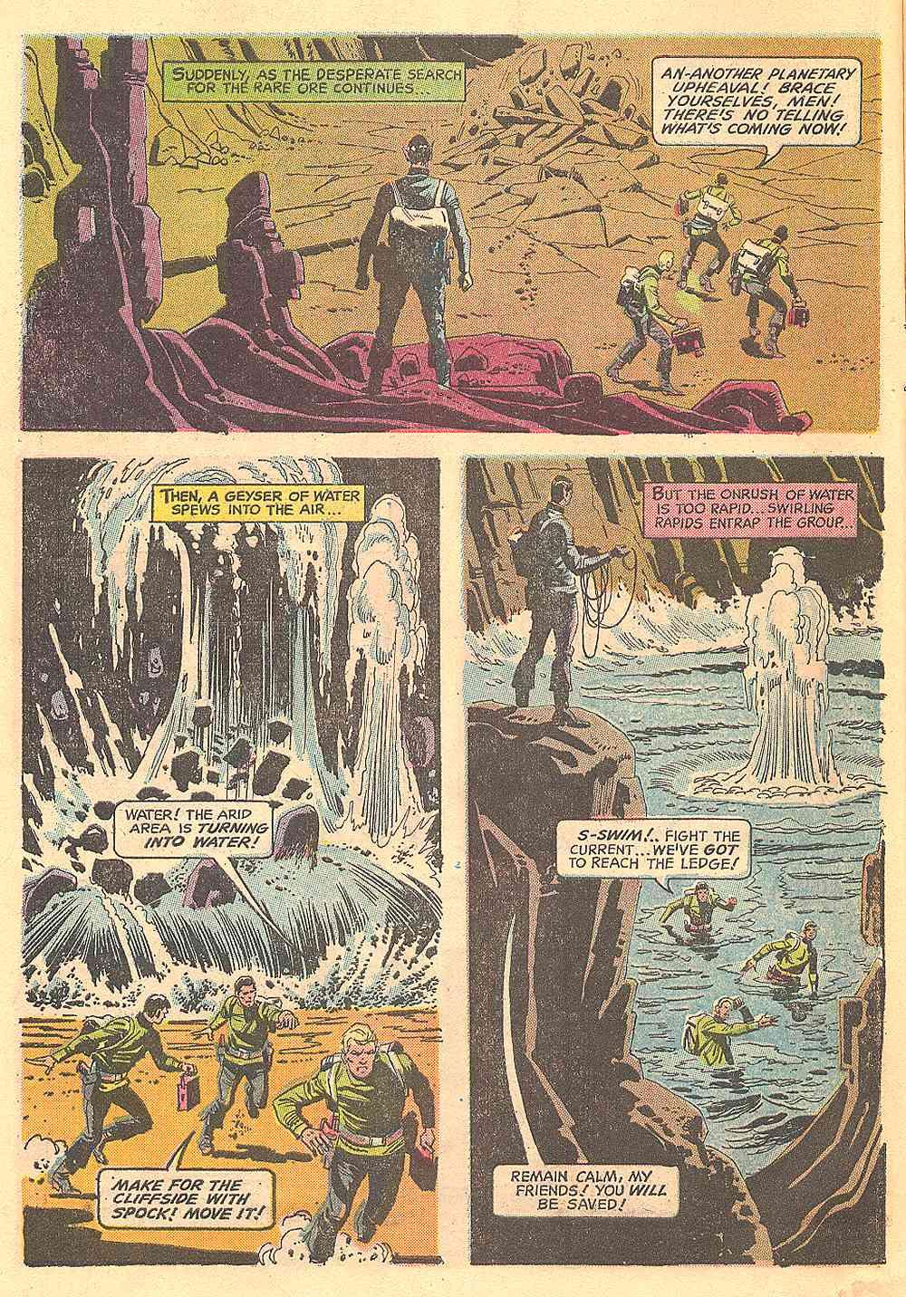 Star Trek (1967) Issue #4 #4 - English 9