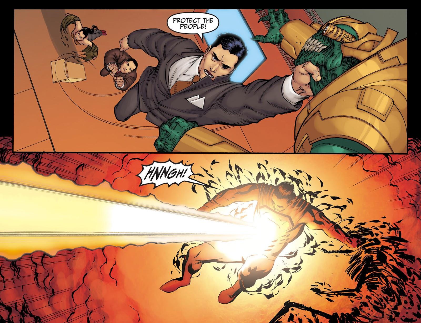 Injustice: Gods Among Us [I] Issue #22 #23 - English 20
