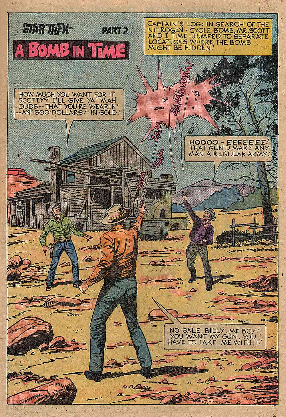Star Trek (1967) Issue #36 #36 - English 15