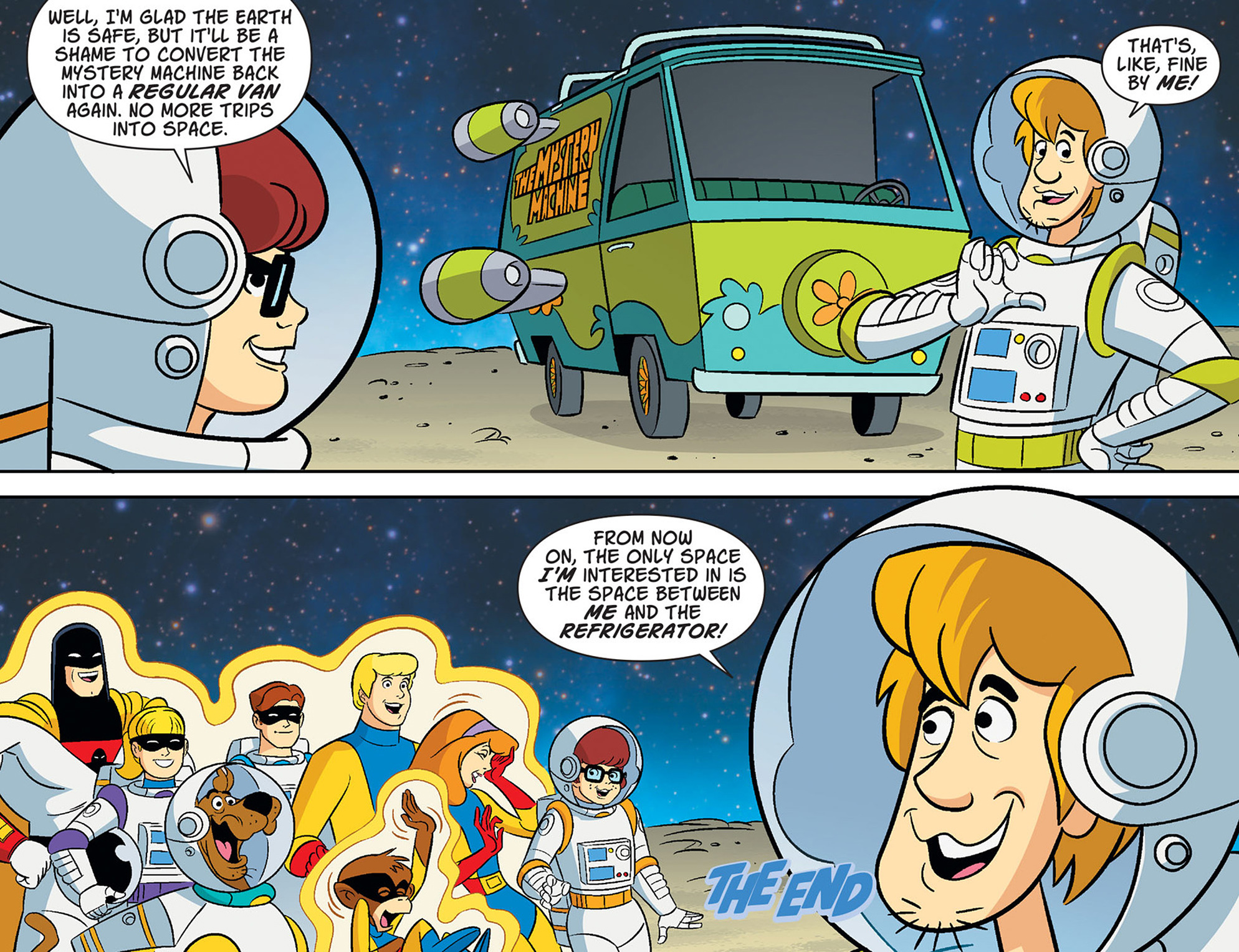 Read online Scooby-Doo! Team-Up comic -  Issue #40 - 23