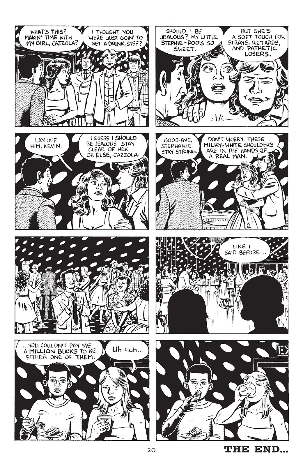 Stray Bullets Issue #35 #35 - English 22