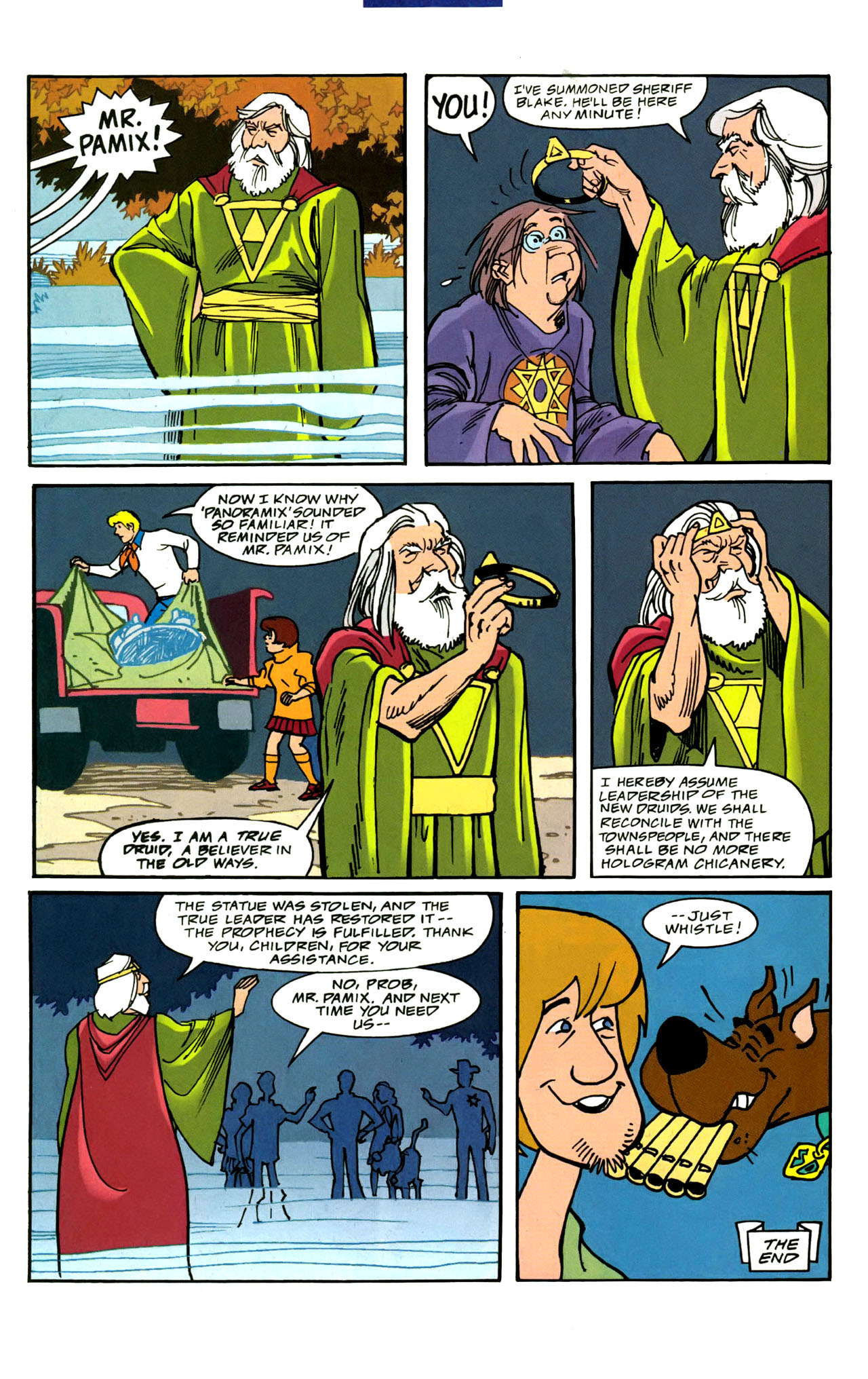 Read online Scooby-Doo (1997) comic -  Issue #4 - 15