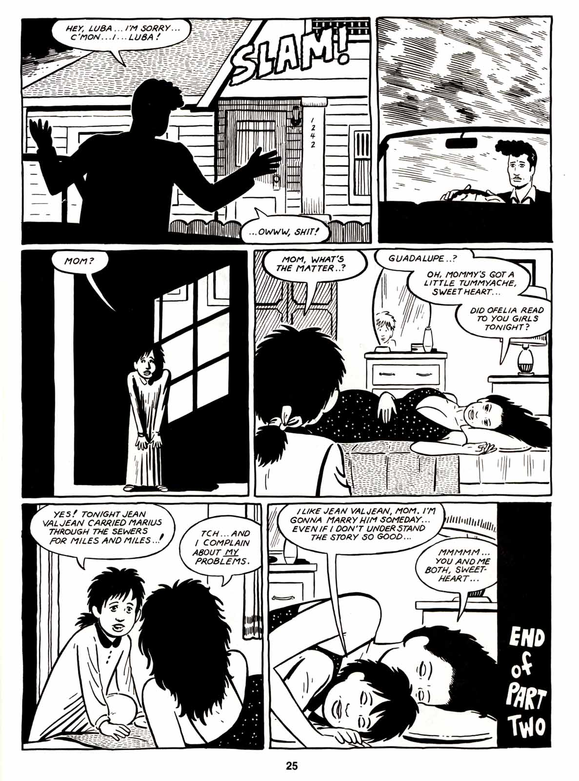Love and Rockets (1982) Issue #6 #5 - English 27