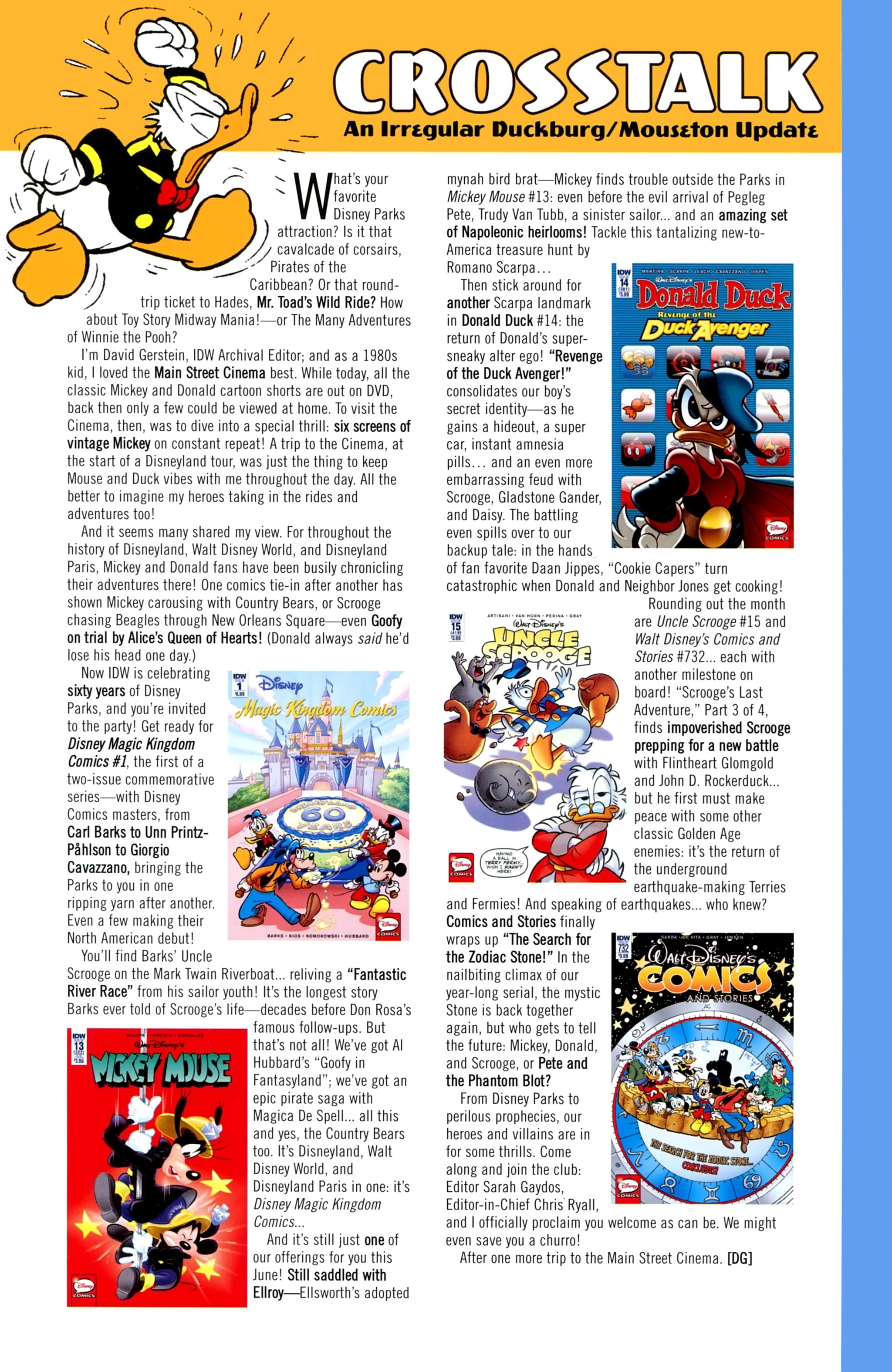 Read online Donald Duck (2015) comic -  Issue #14 - 41