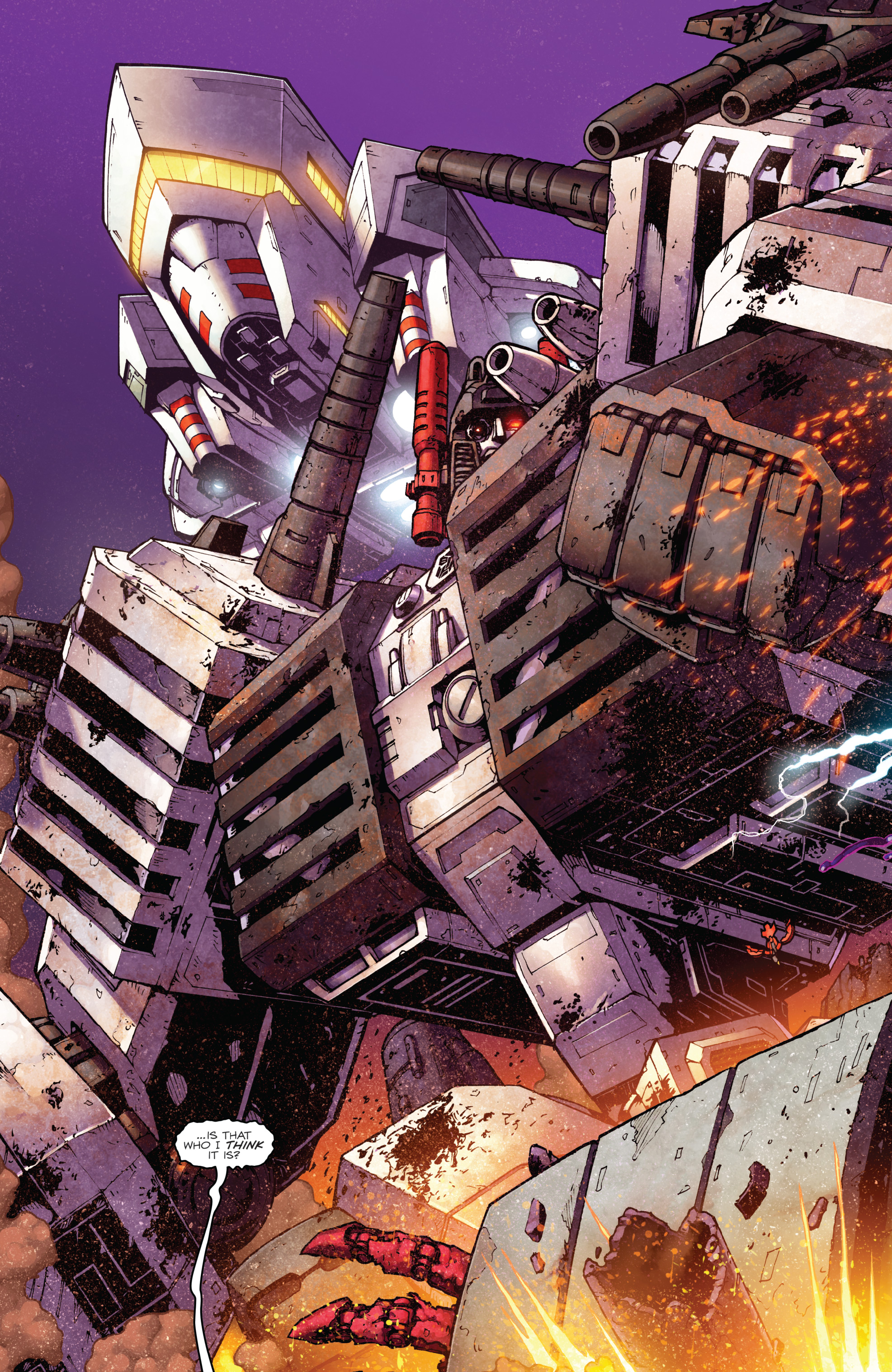Read online The Transformers: Dark Cybertron Finale comic -  Issue # Full - 55