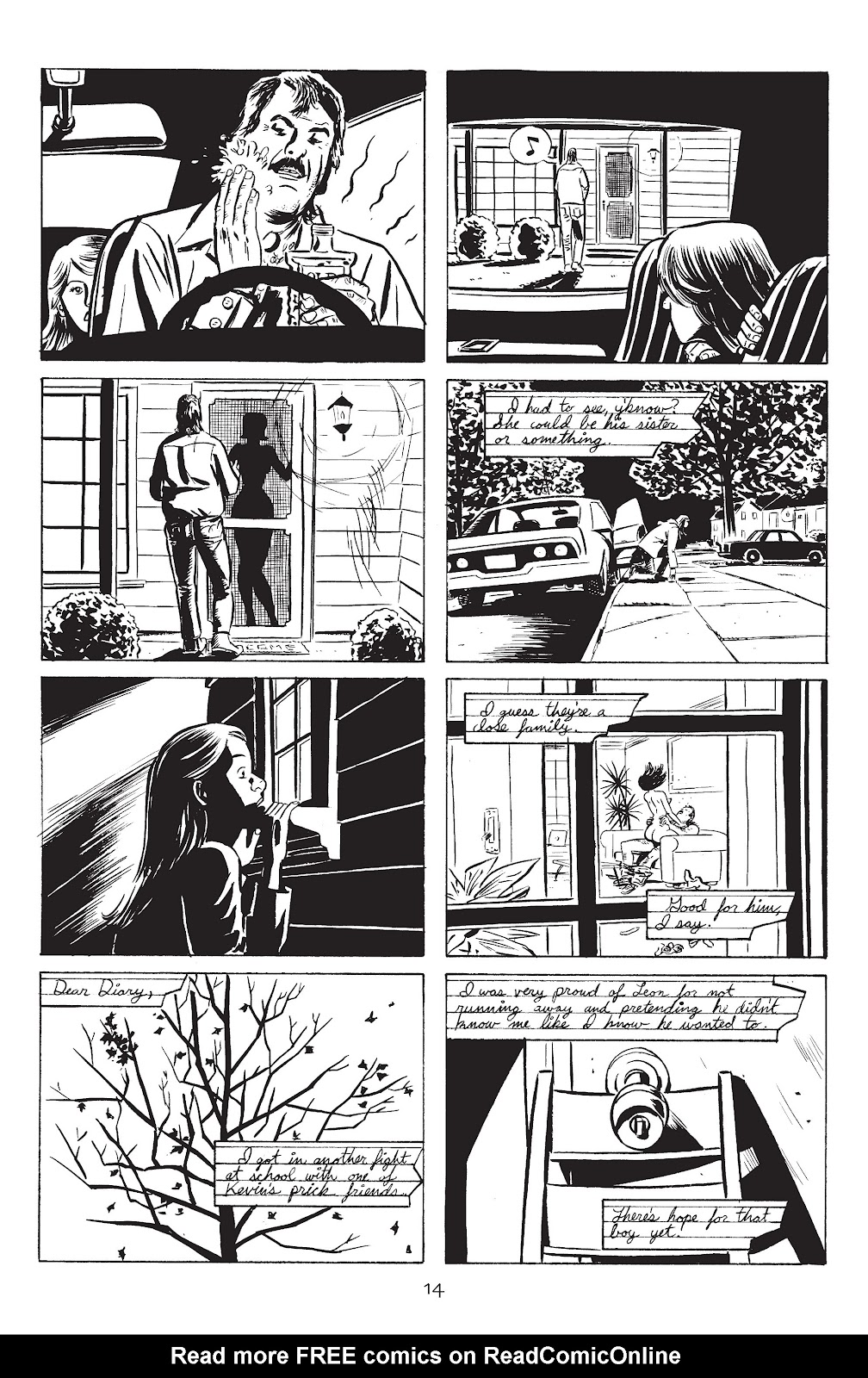 Stray Bullets Issue #36 #36 - English 16