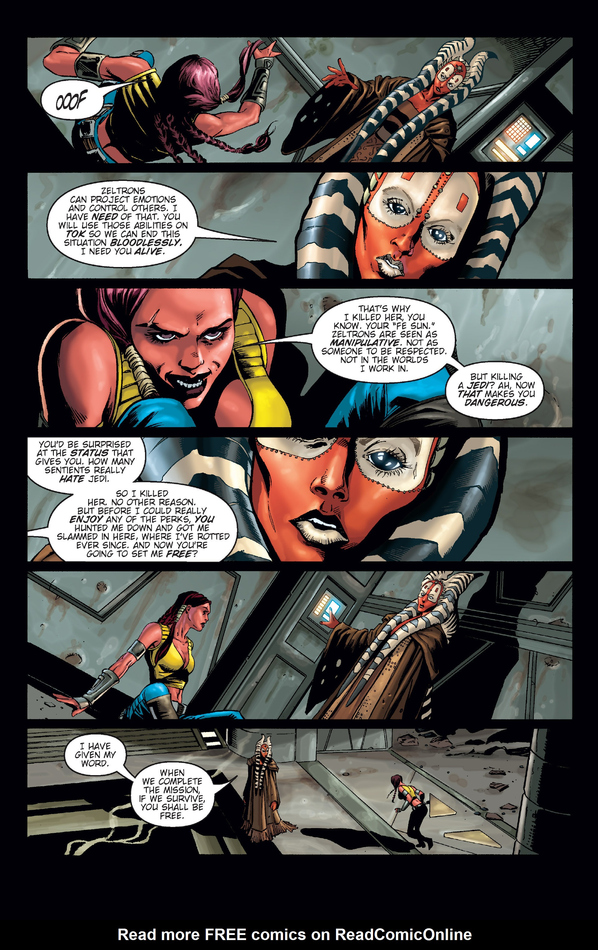 Star Wars Legends Epic Collection: The Clone Wars chap 2 pic 14