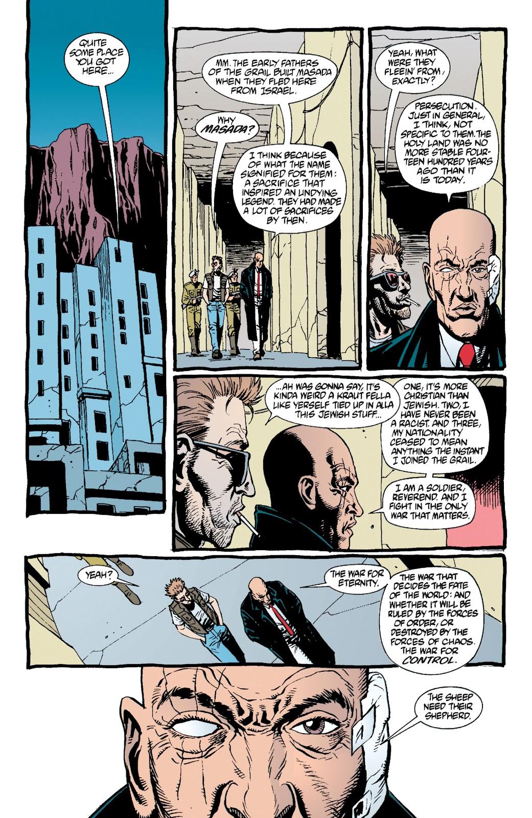 Preacher Issue #17 #26 - English 12
