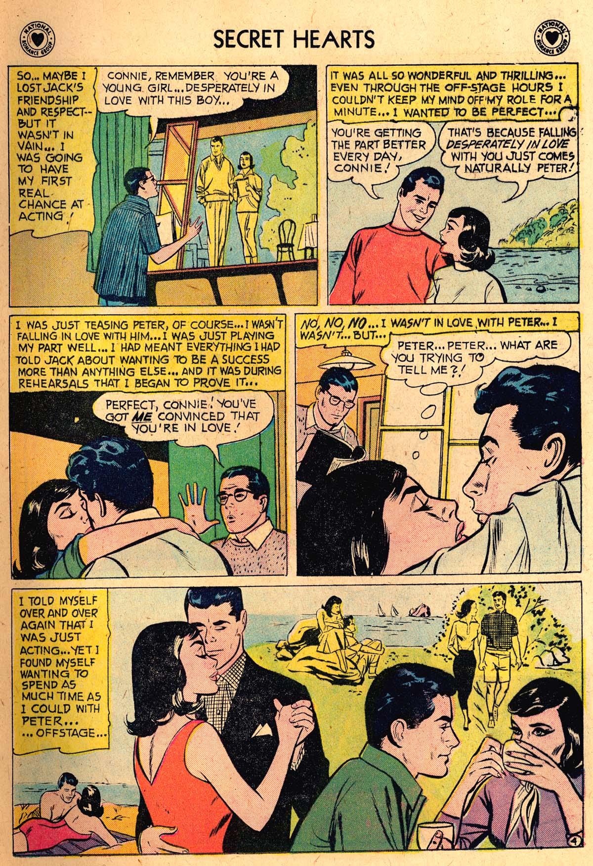 Read online Secret Hearts comic -  Issue #52 - 13