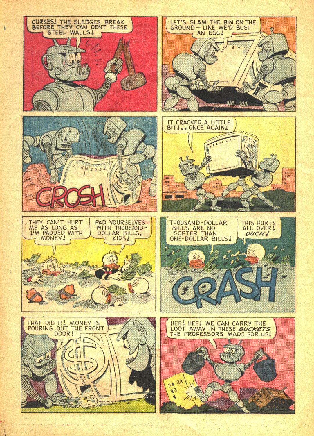 Uncle Scrooge (1953) Issue #58 #58 - English 12