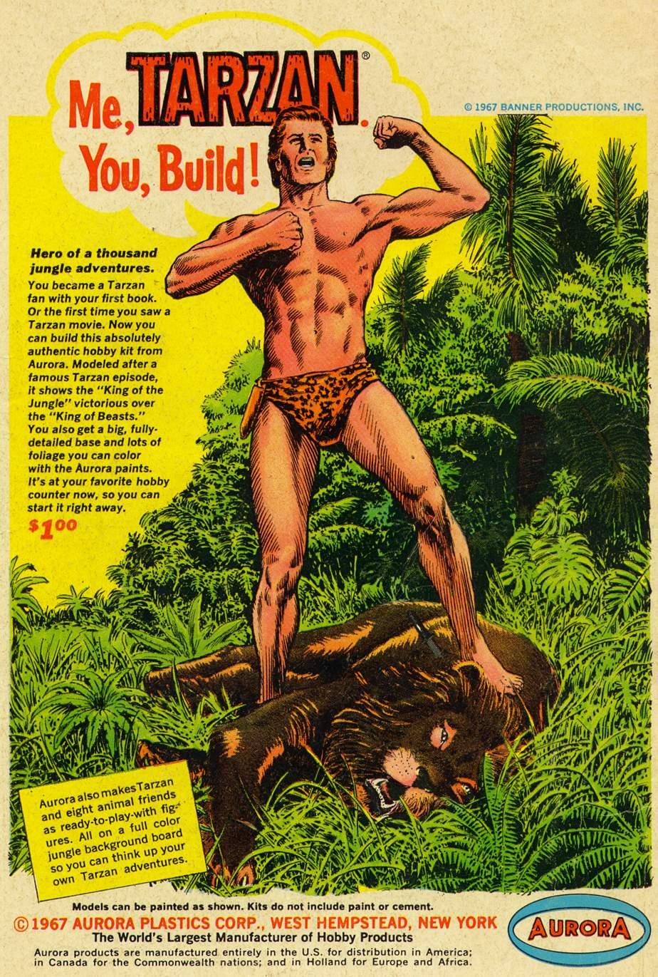 Aquaman (1962) Issue #36 #36 - English 35