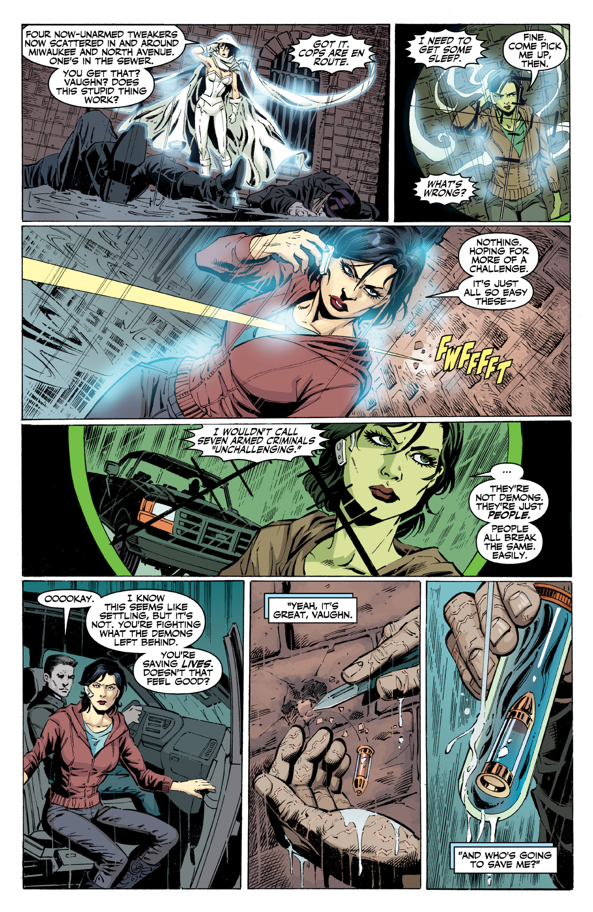 Read online Ghost (2013) comic -  Issue # TPB 2 - 11