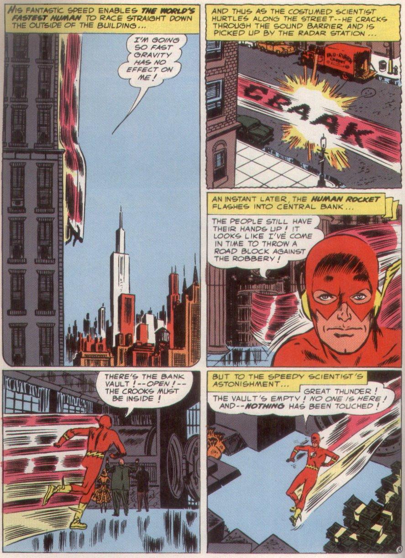 Read online Secret Origins (1961) comic -  Issue # Full - 68