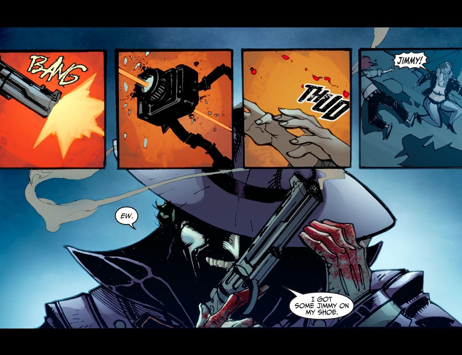 Injustice: Gods Among Us [I] Issue #1 #2 - English 21