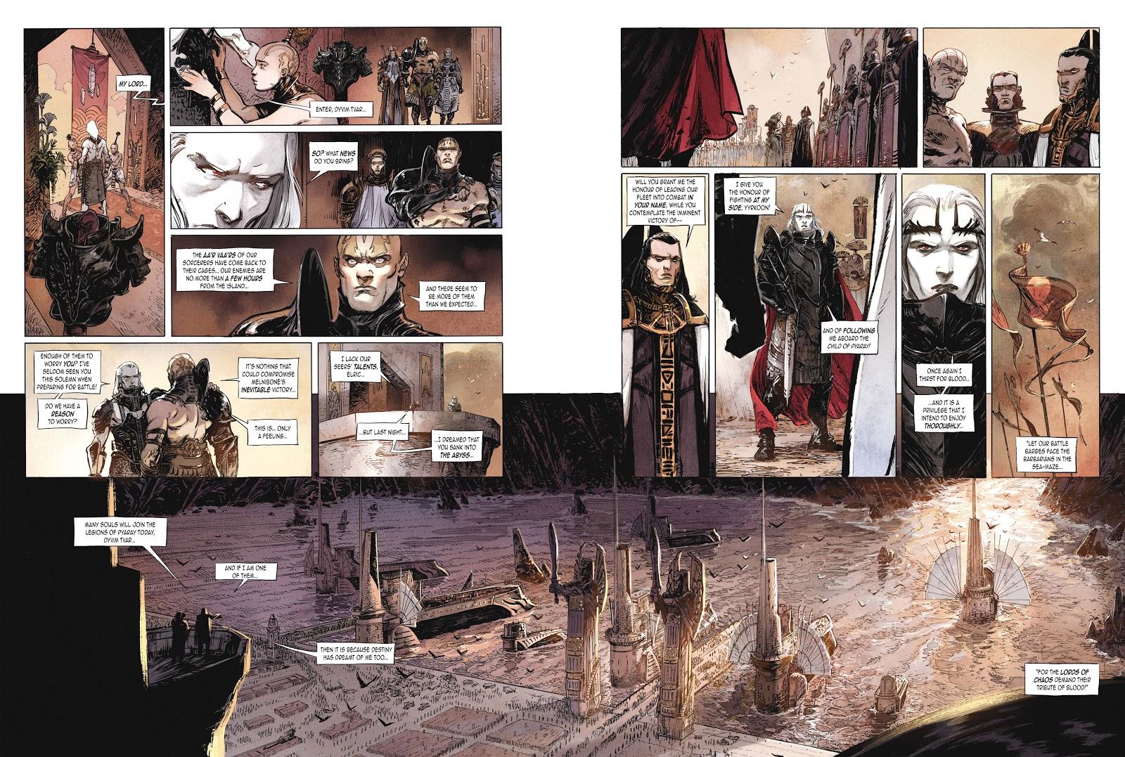 Elric (2014) TPB 1 #1 - English 23