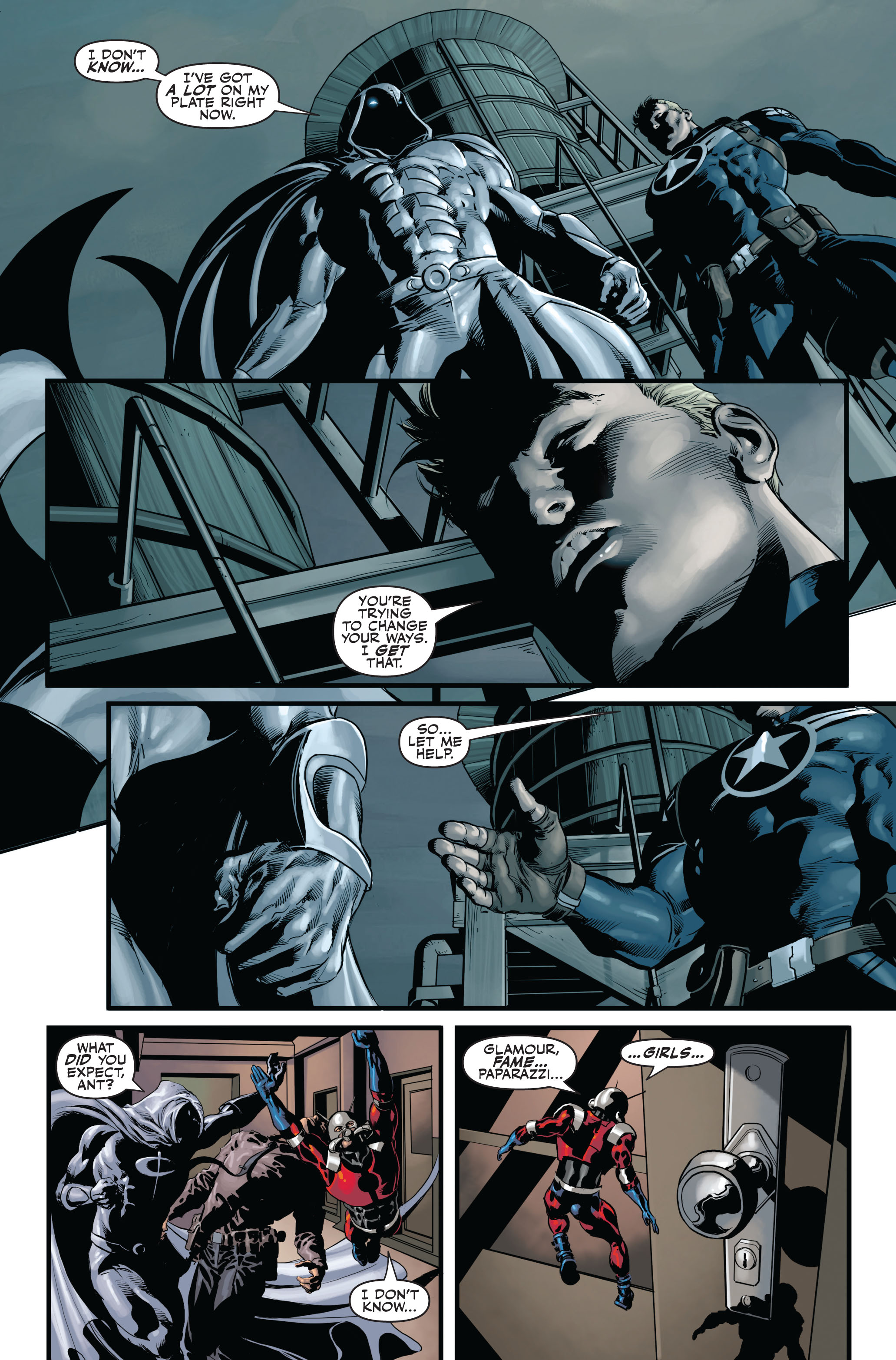 Read online Secret Avengers (2010) comic -  Issue #1 - 14