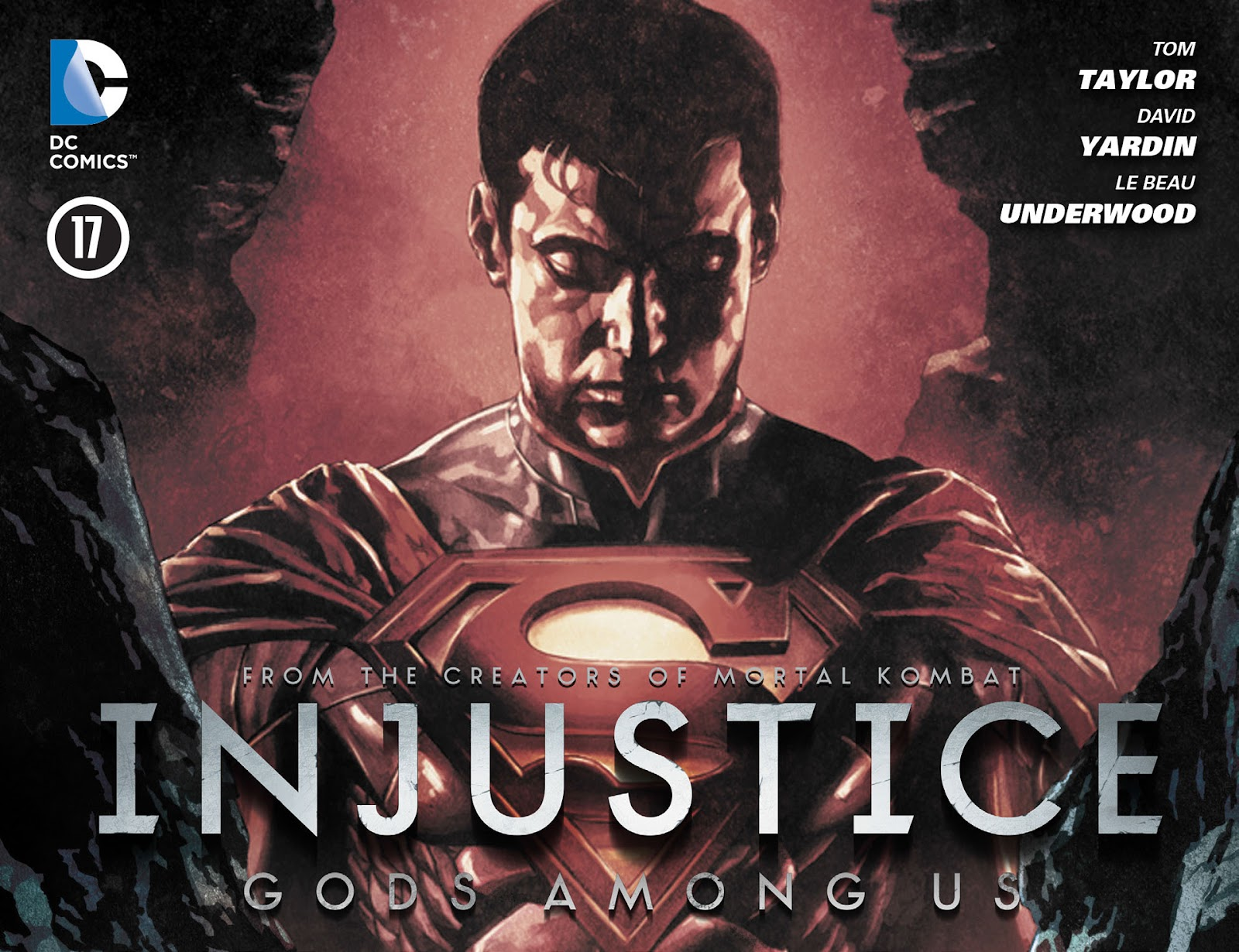 Injustice: Gods Among Us [I] Issue #17 #18 - English 1