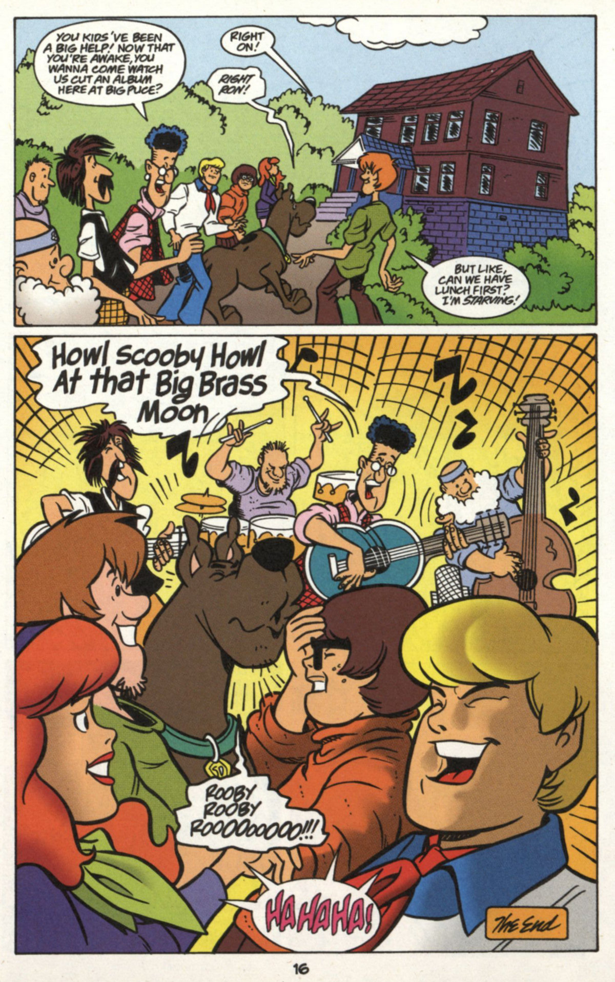 Read online Scooby-Doo (1997) comic -  Issue #16 - 15