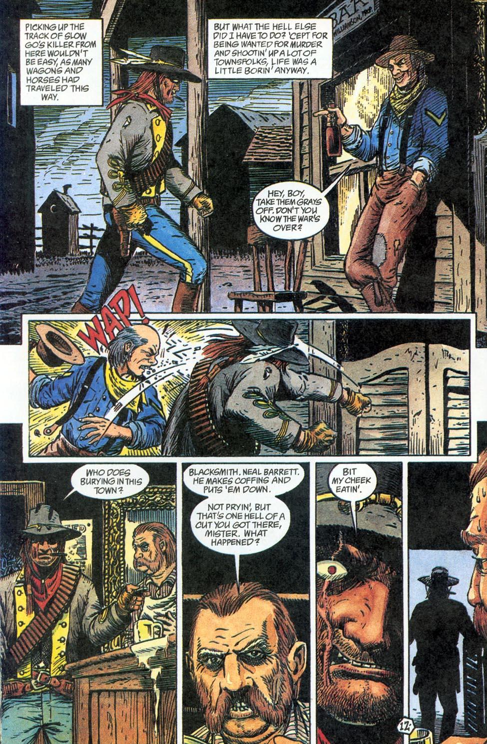 Jonah Hex: Two-Gun Mojo Issue #3 #3 - English 14