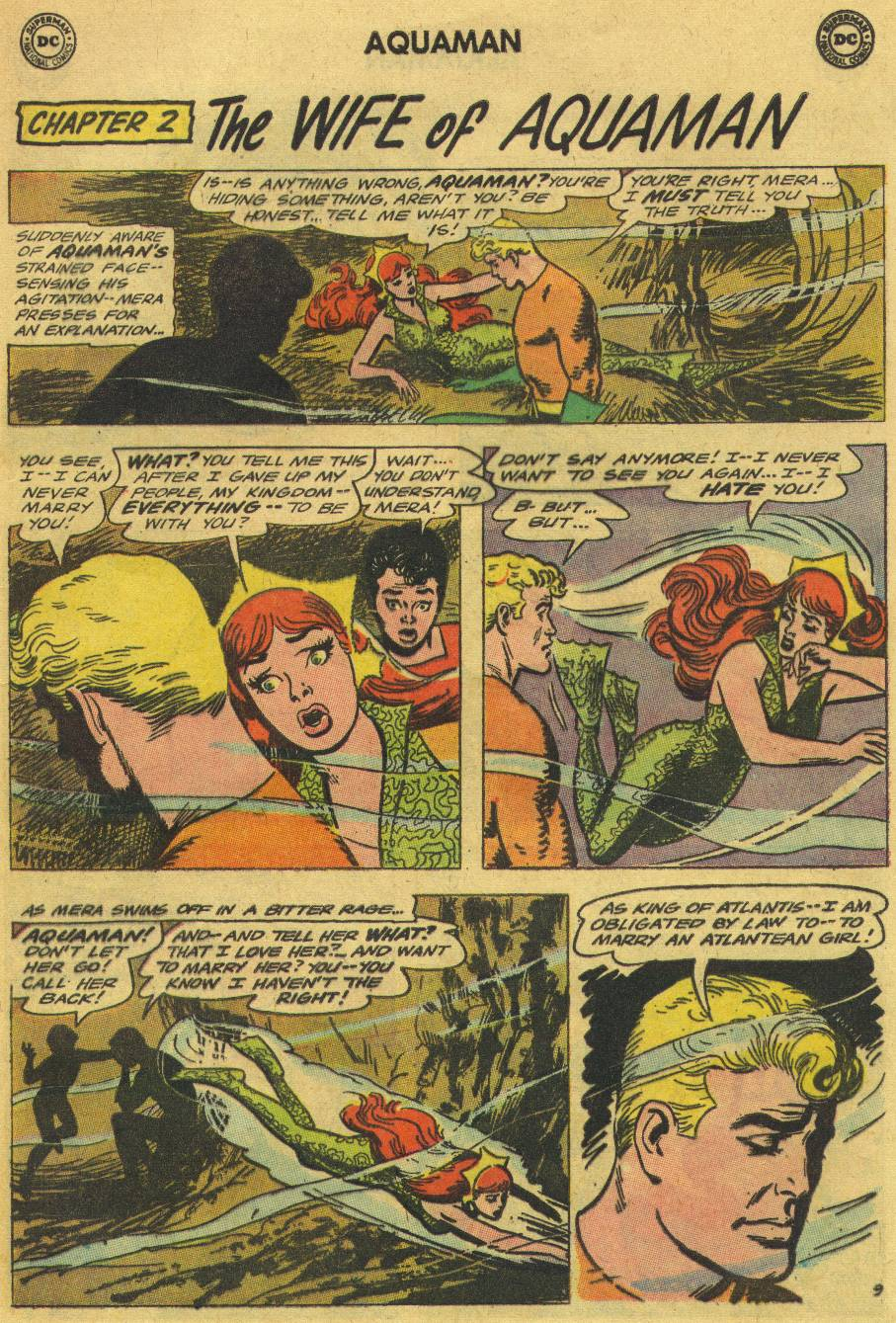 Aquaman (1962) Issue #18 #18 - English 13