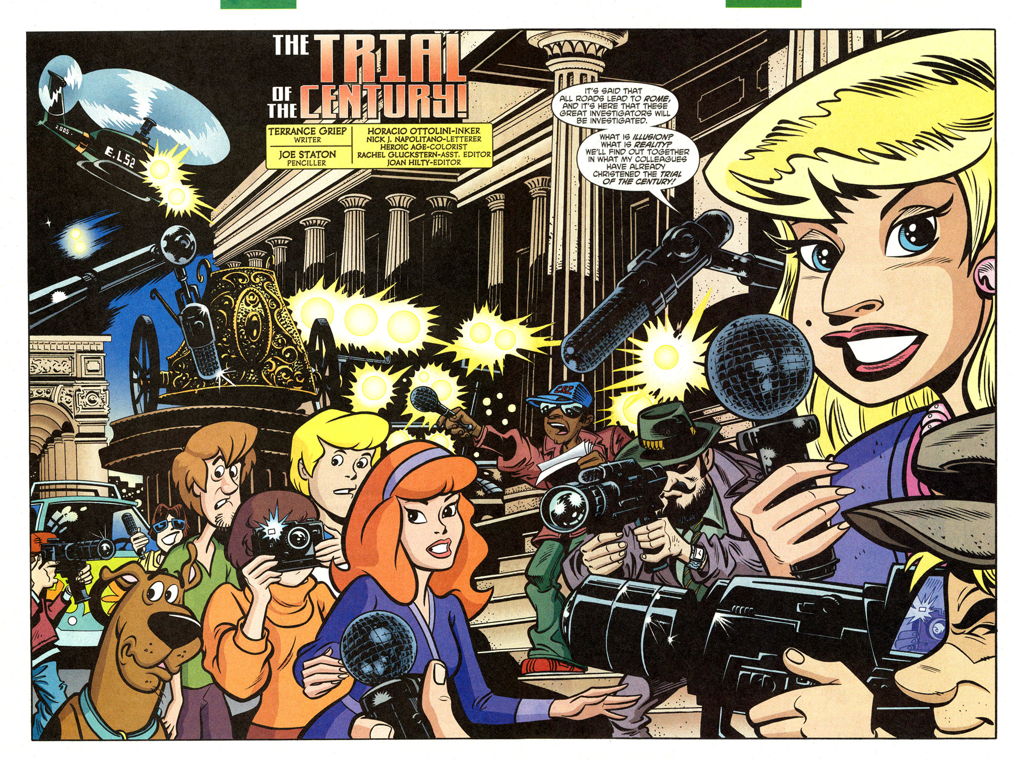 Read online Scooby-Doo (1997) comic -  Issue #100 - 3