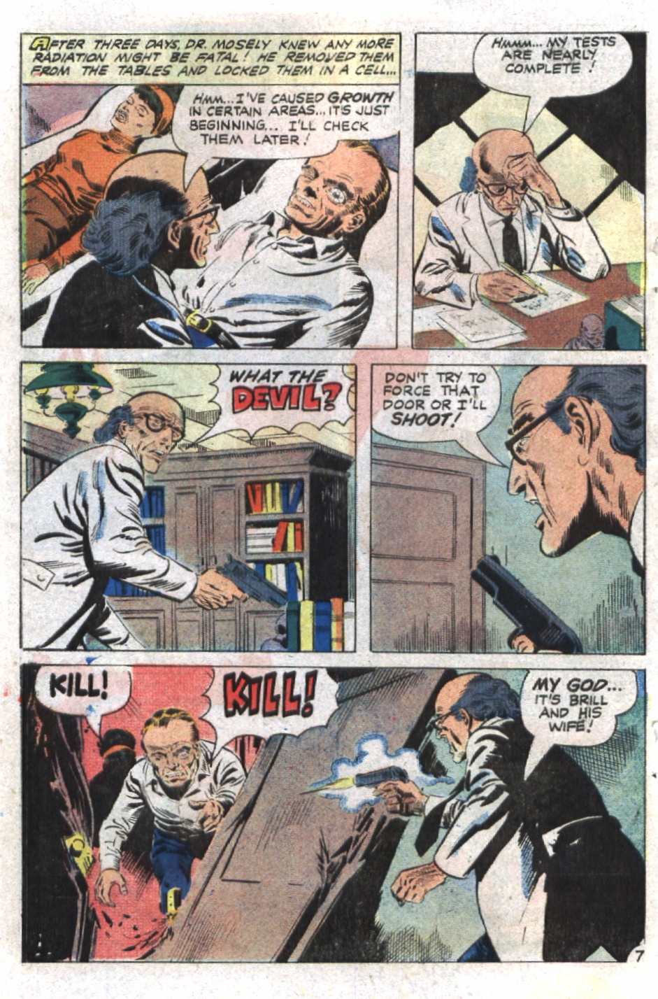 Read online Scary Tales comic -  Issue #36 - 10