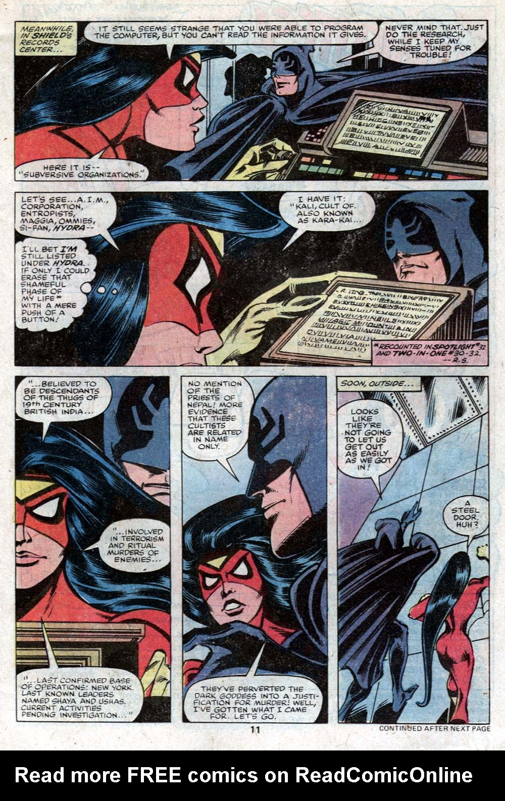 Spider-Woman (1978) Issue #15 #15 - English 9
