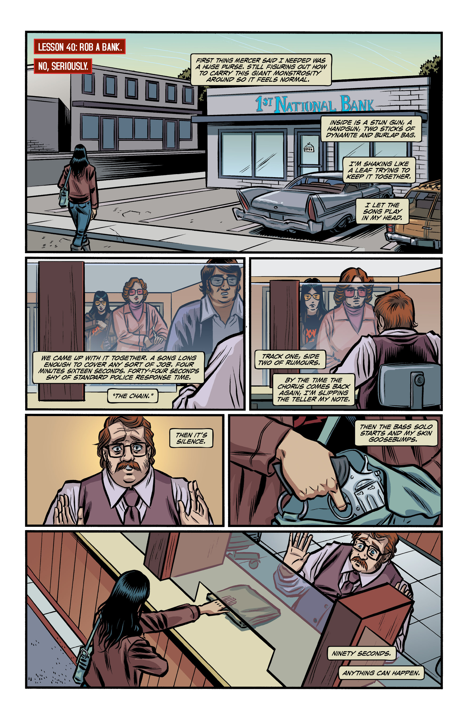 Read online Heartthrob (2016) comic -  Issue #2 - 12