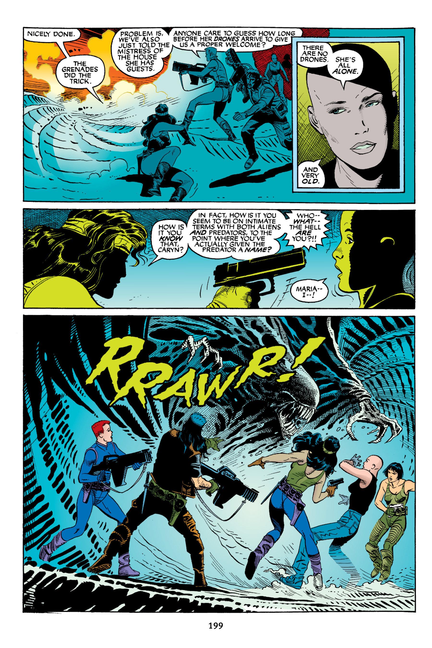 Aliens vs. Predator Omnibus _TPB_2_Part_2 Page 85