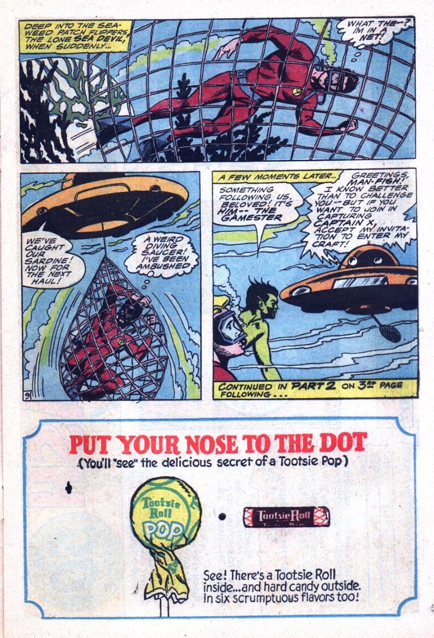 Read online Sea Devils comic -  Issue #26 - 14