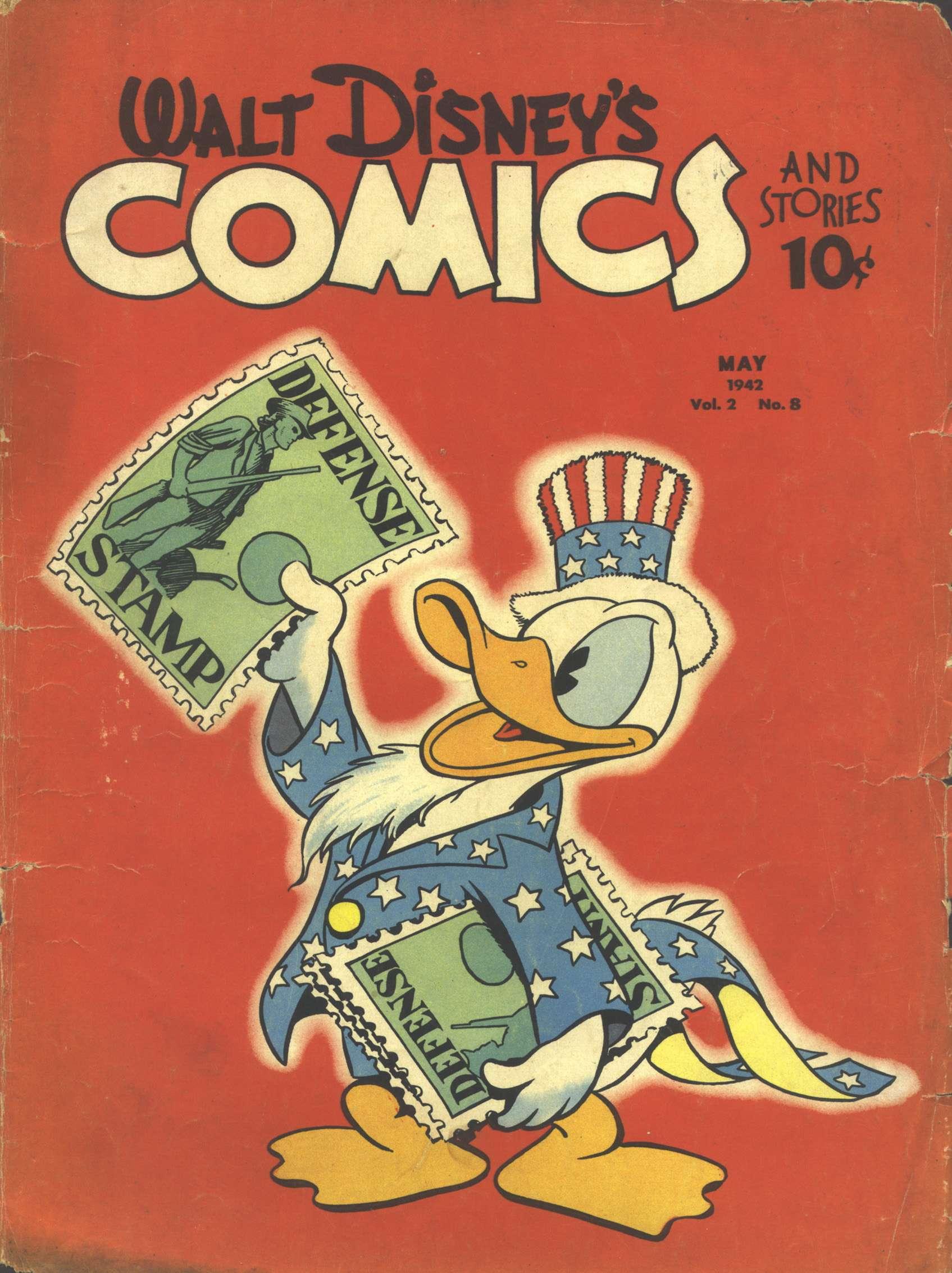Walt Disneys Comics and Stories 20 Page 1