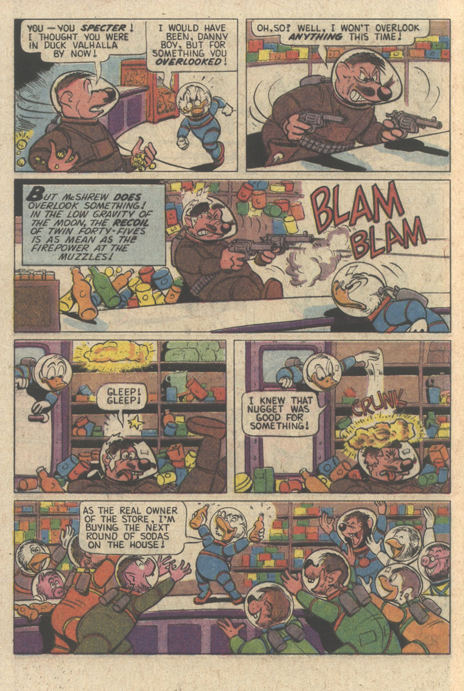Uncle Scrooge (1953) Issue #242 #242 - English 64