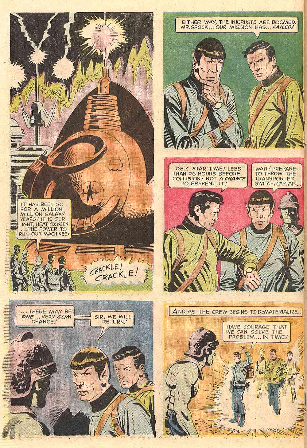 Star Trek (1967) Issue #6 #6 - English 25