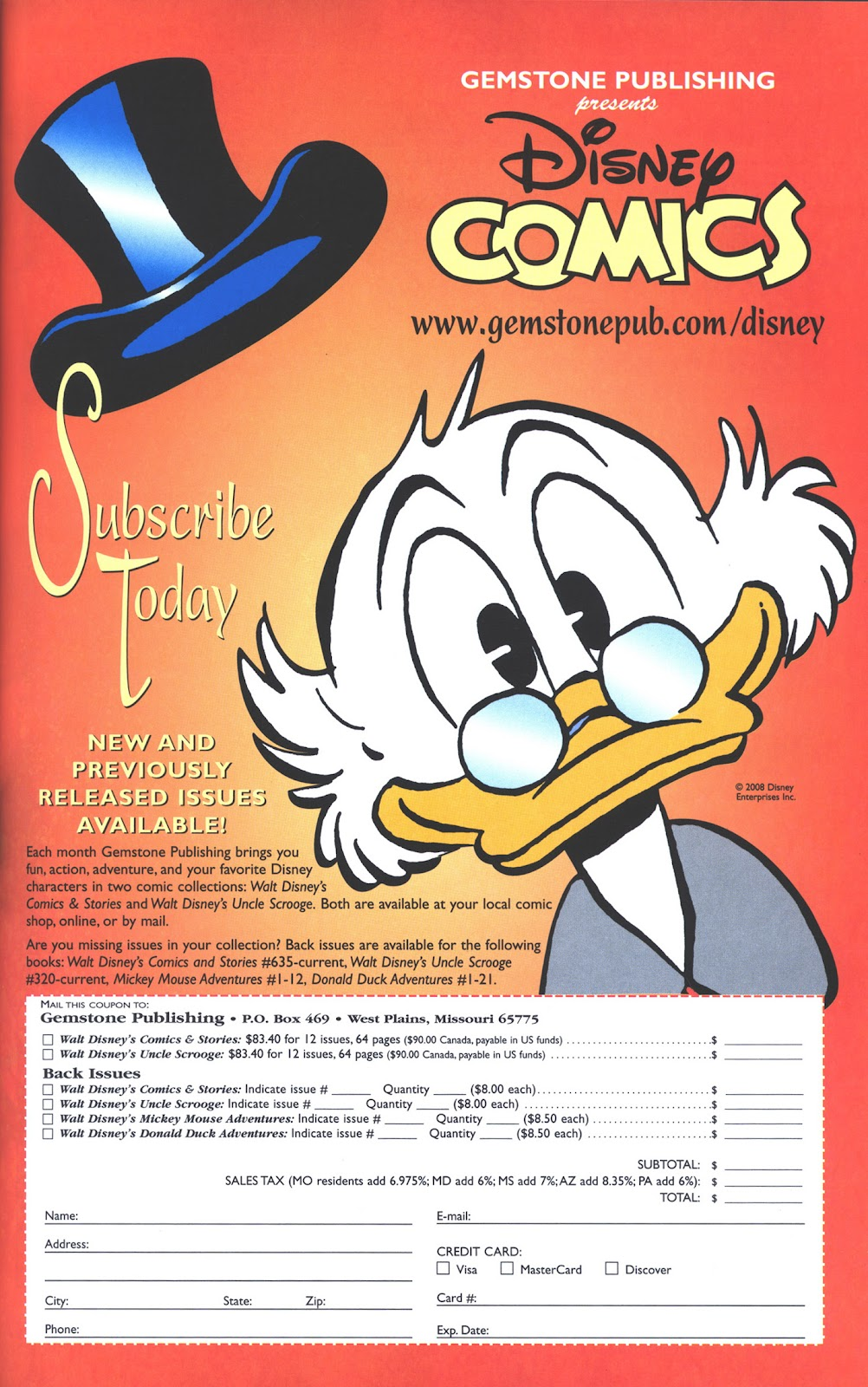 Uncle Scrooge (1953) Issue #381 #381 - English 29