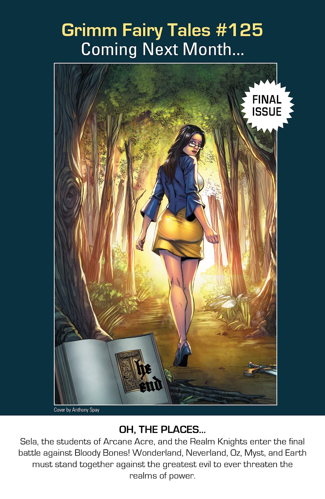 Grimm Fairy Tales (2005) Issue #124 #127 - English 26
