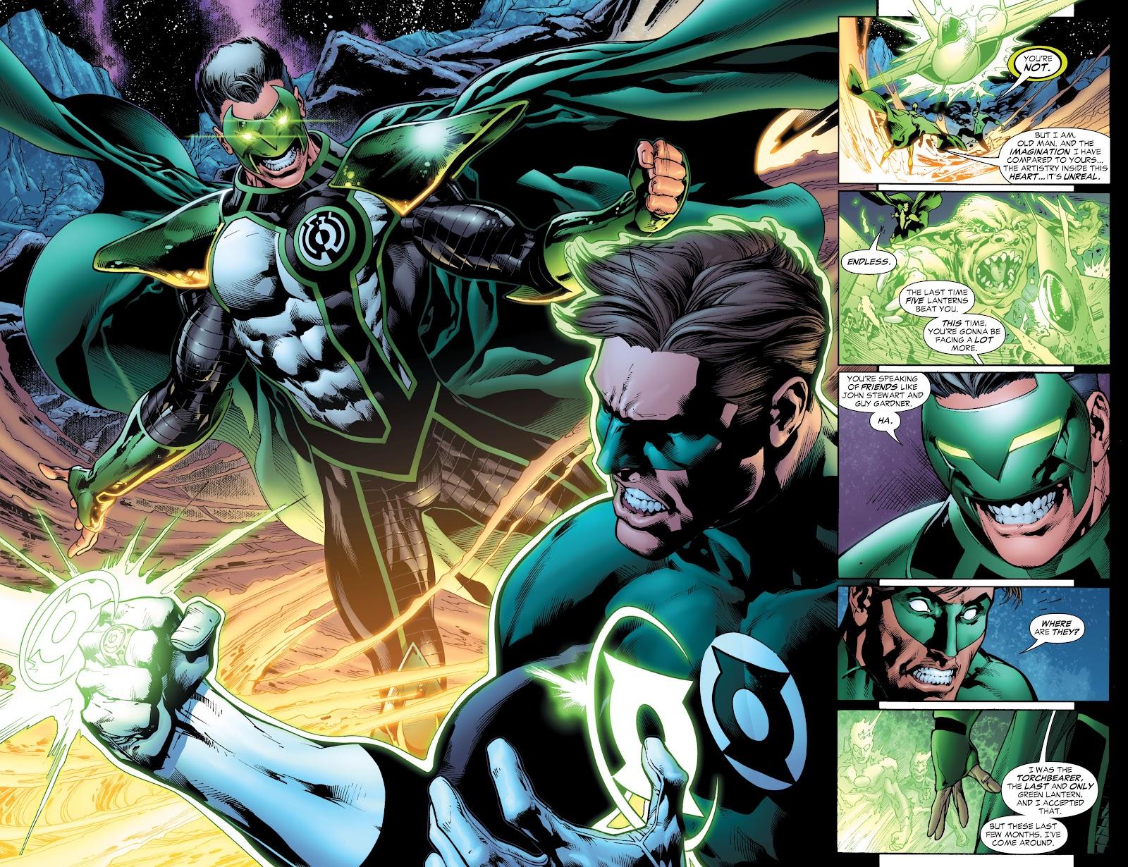 Green Lantern: The Sinestro Corps War Full #1 - English 66