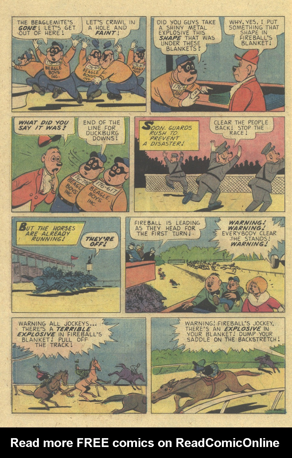 Uncle Scrooge (1953) Issue #131 #131 - English 28
