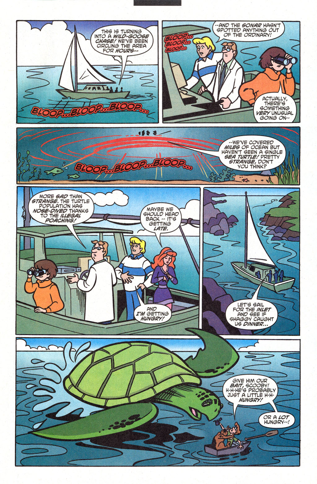 Read online Scooby-Doo (1997) comic -  Issue #97 - 19