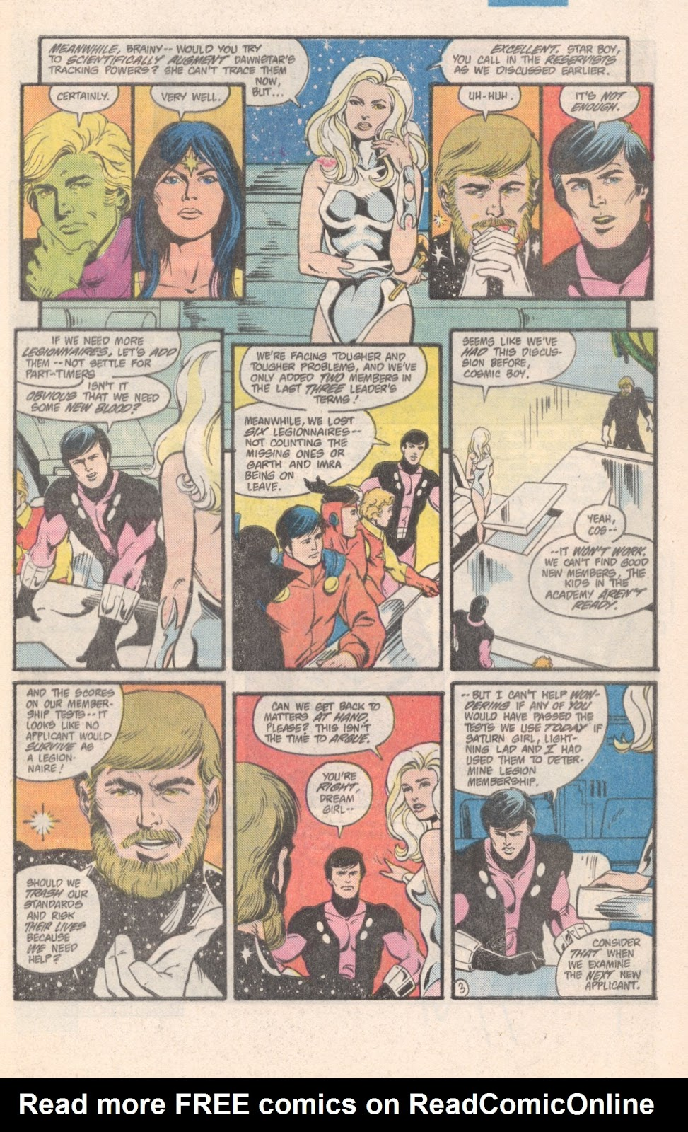 Tales of the Legion Issue #318 #5 - English 4