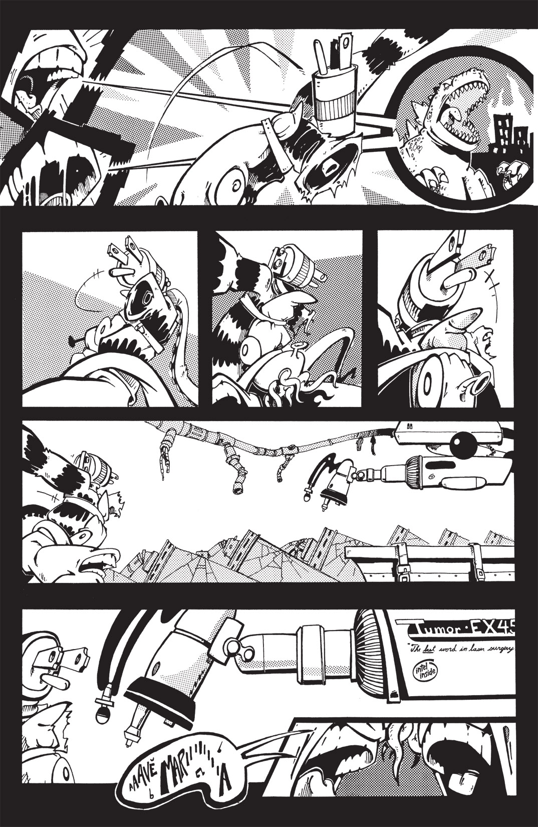Read online Scud: The Disposable Assassin: The Whole Shebang comic -  Issue # TPB (Part 1) - 160