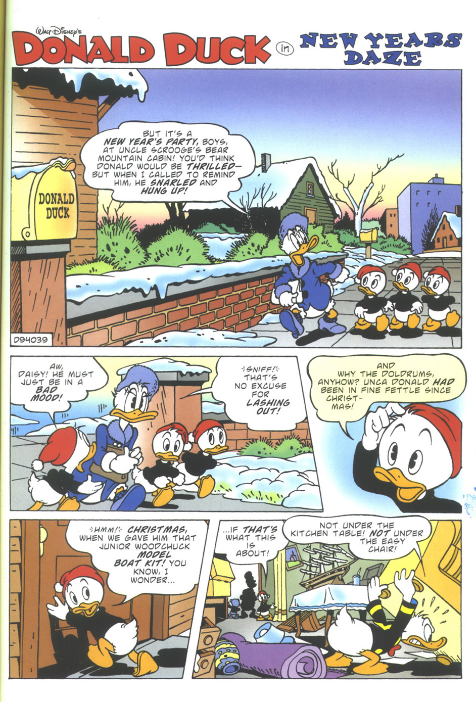 Uncle Scrooge (1953) Issue #349 #349 - English 29