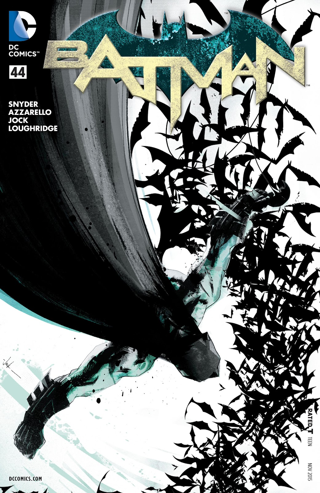Batman (2011) Issue #44 #63 - English 1