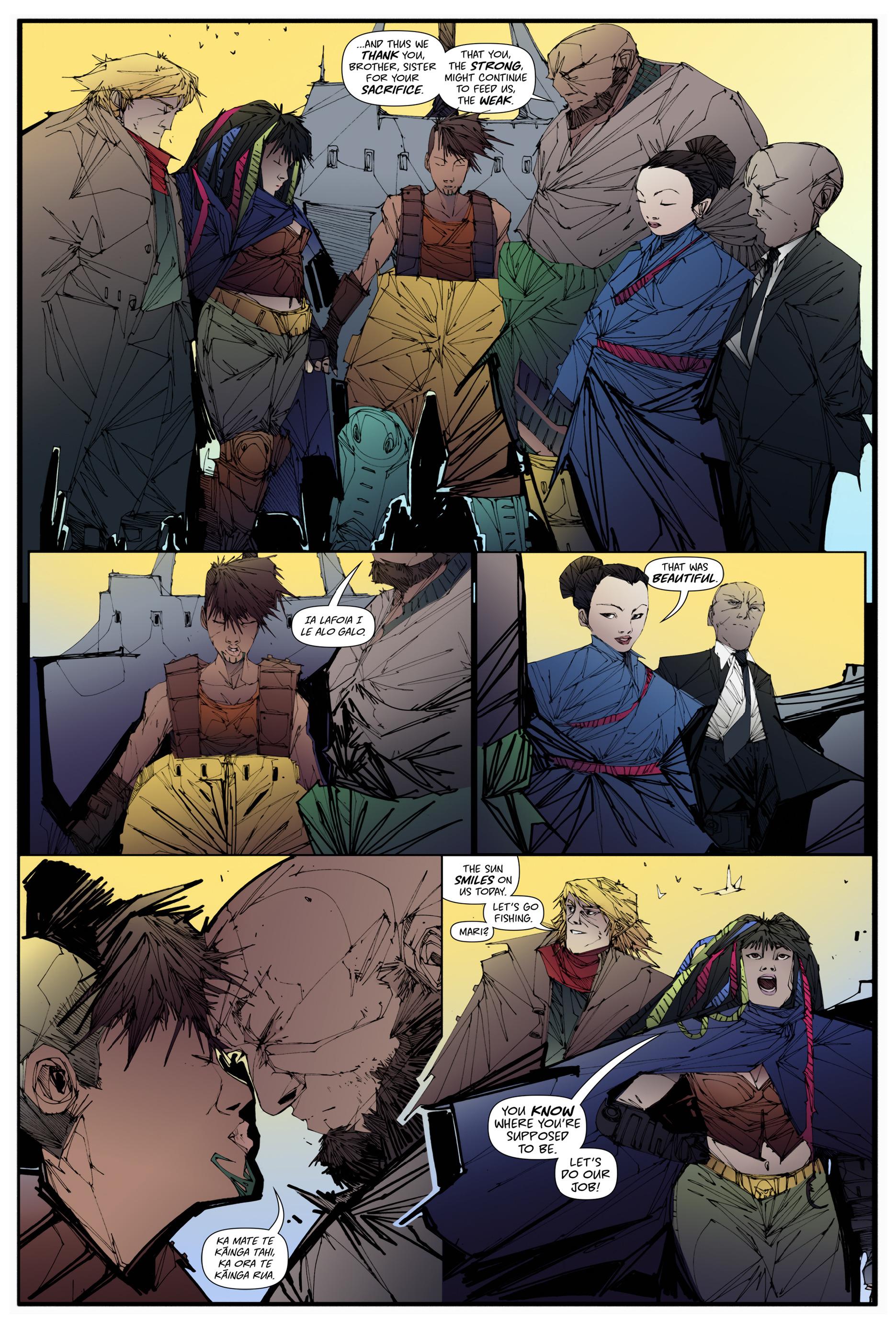 Read online Scrimshaw comic -  Issue #2 - 8