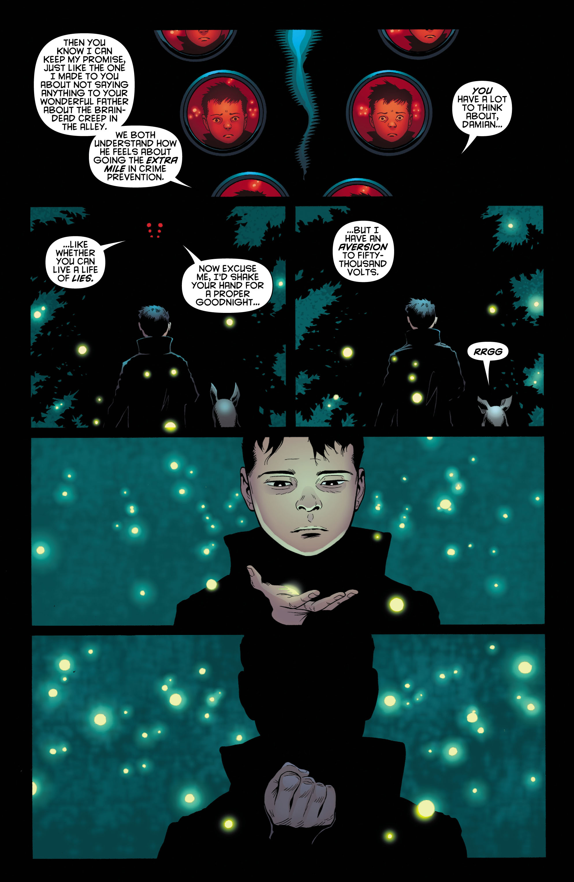 Batman and Robin (2011) chap 1 pic 89