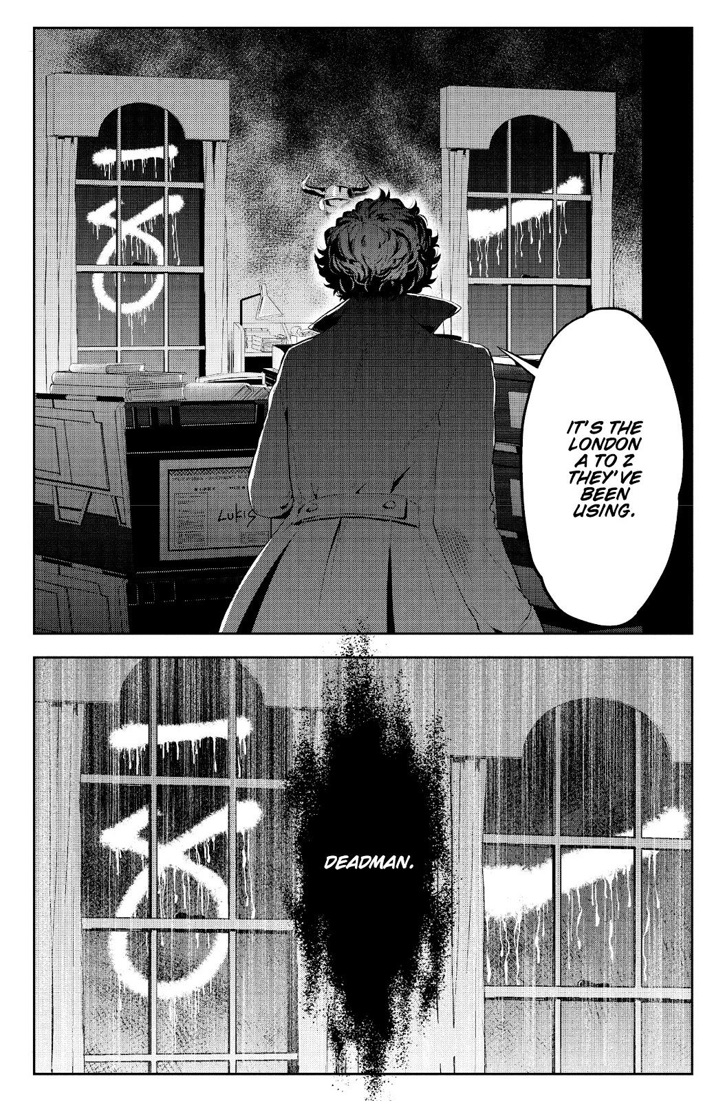 Sherlock: The Blind Banker Issue #5 #5 - English 38