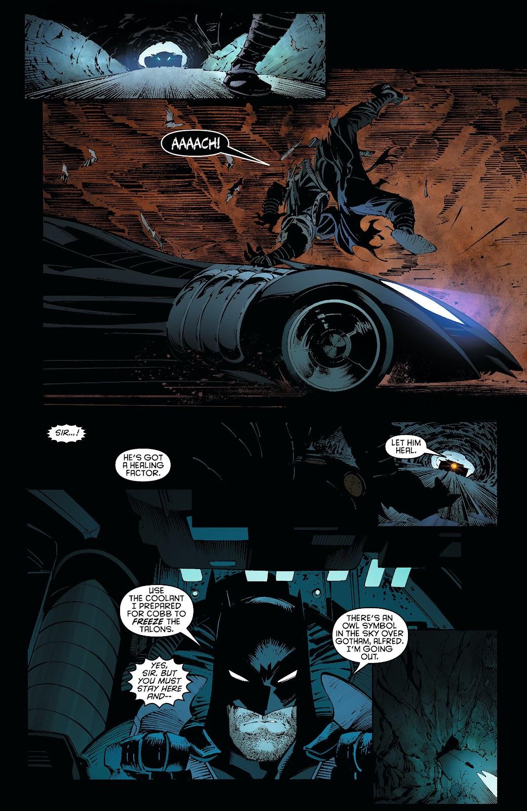 Batman (2011) Issue #9 #24 - English 17
