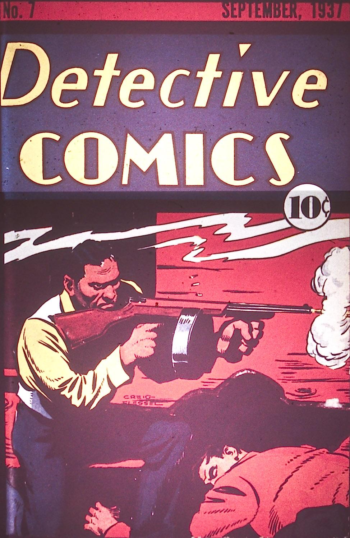 Detective Comics (1937) 7 Page 1