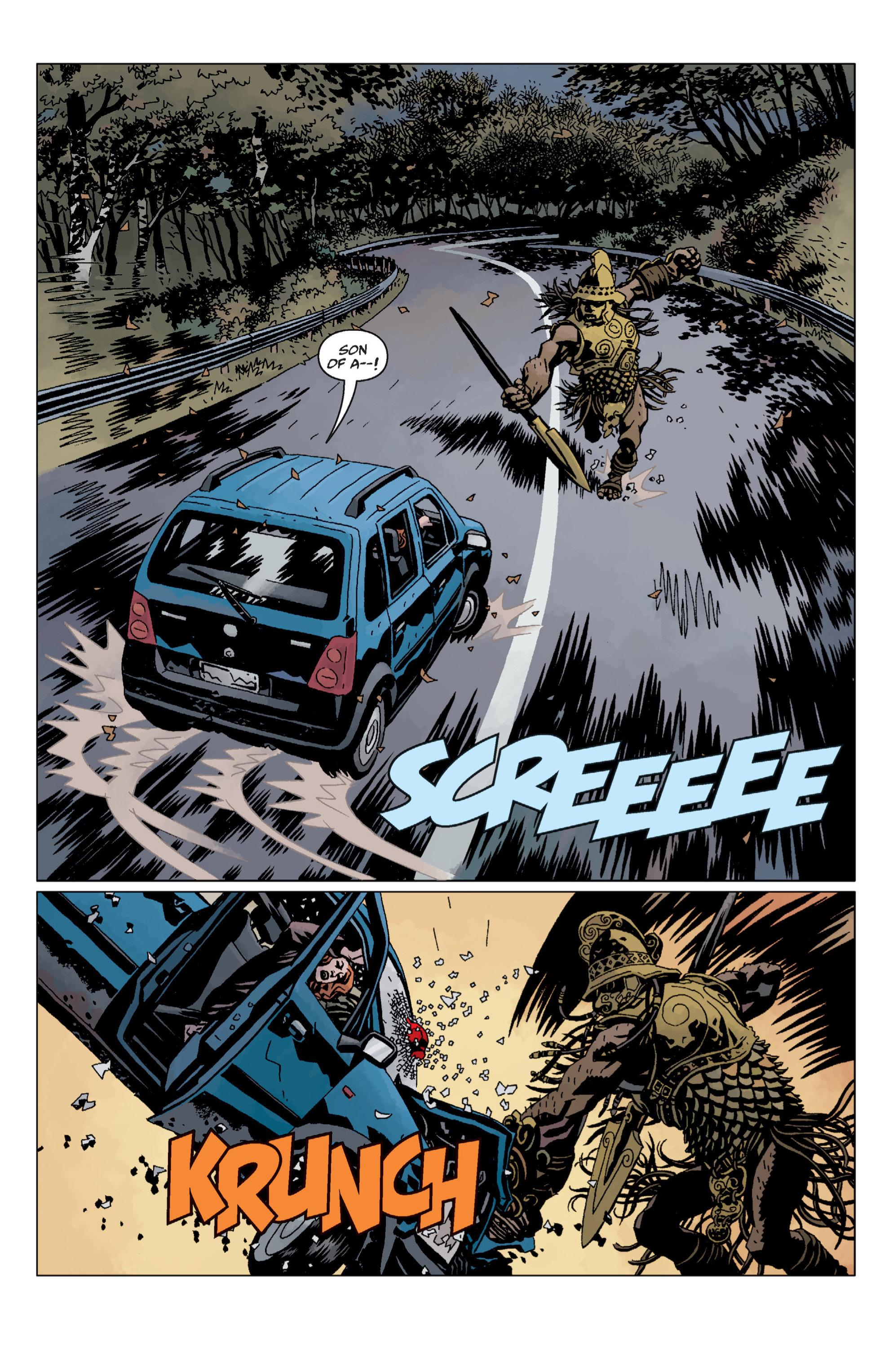 Hellboy chap 12 pic 23