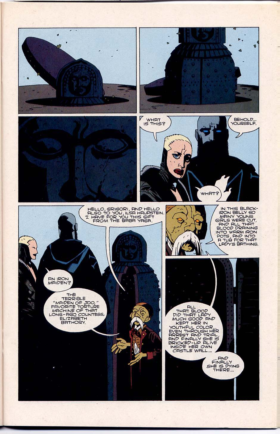 Hellboy: Wake the Devil Issue #4 #4 - English 15