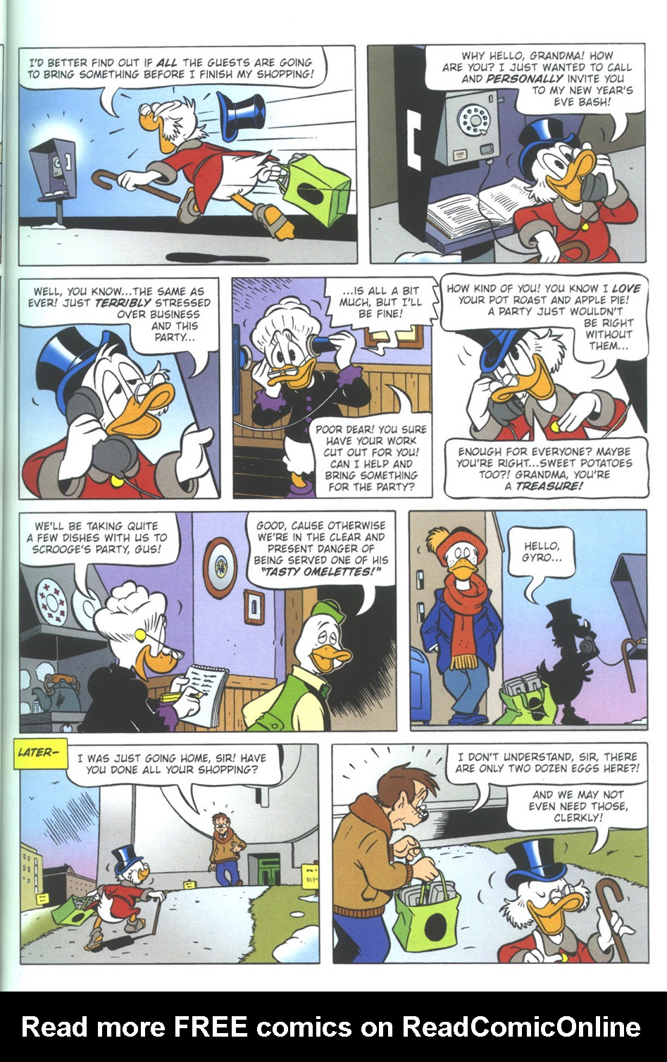Uncle Scrooge (1953) Issue #337 #337 - English 7